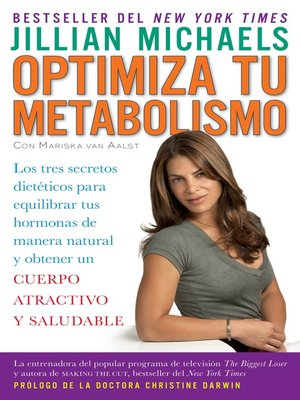 cover image of Optimiza tu metabolismo