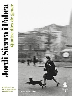 cover image of Quatre dies de gener (Inspector Mascarell 1)
