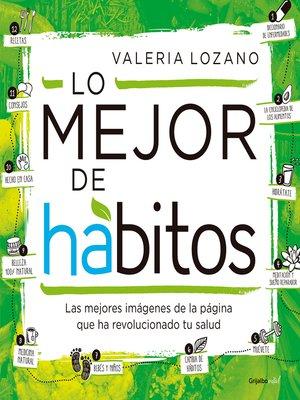 cover image of Lo mejor de Hábitos (Colección Vital)
