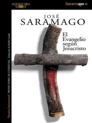 cover image of El evangelio según Jesucristo