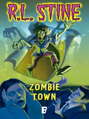 cover image of Zombie Town