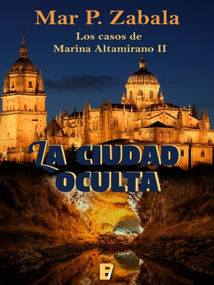 cover image of La ciudad oculta