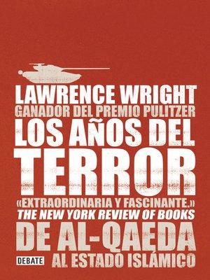 cover image of Los años del terror