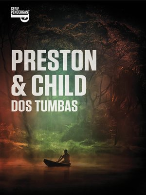 cover image of Dos tumbas (Inspector Pendergast 12)