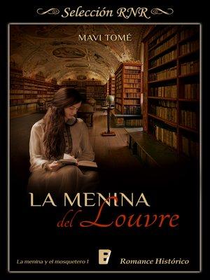 cover image of Menina del Louvre