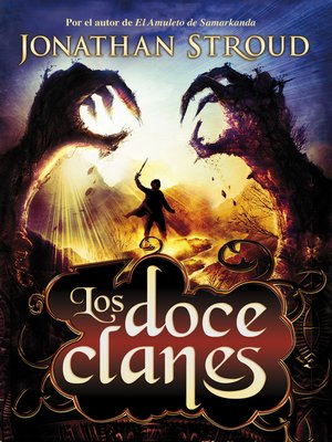 cover image of Los doce clanes