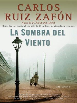 cover image of La Sombra del Viento