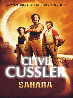 cover image of Sahara (Dirk Pitt 11)