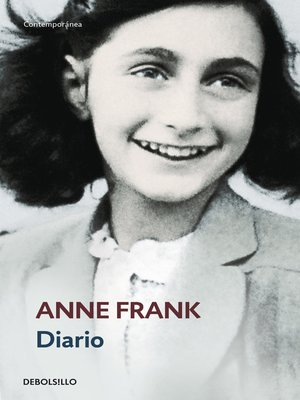 cover image of Diario de Anne Frank