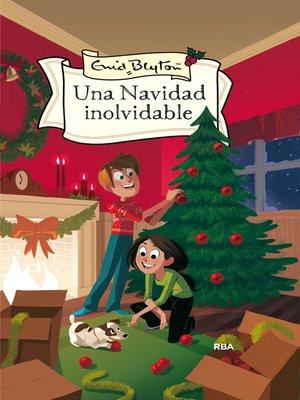 cover image of Una Navidad inolvidable