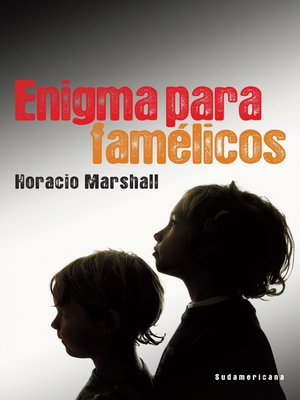 cover image of Enigma para famélicos