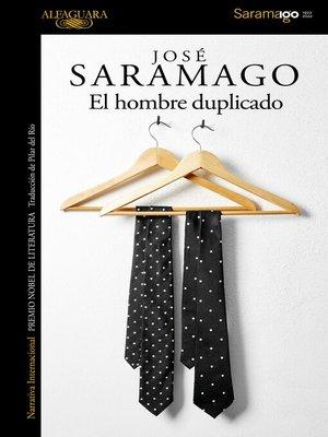cover image of El hombre duplicado