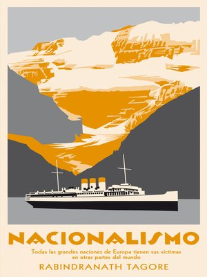 cover image of Nacionalismo (Serie Great Ideas 9)