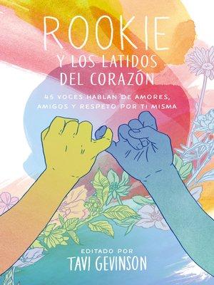 cover image of Rookie y los latidos del corazón