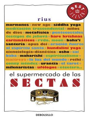 cover image of El supermercado de las sectas