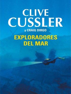 cover image of Exploradores del mar