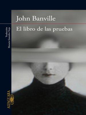cover image of El libro de las pruebas