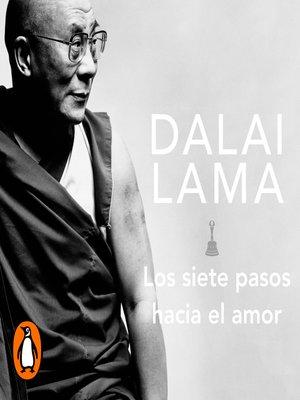 cover image of Los siete pasos hacia el amor