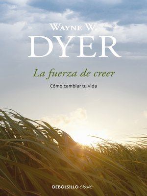 cover image of La fuerza de creer