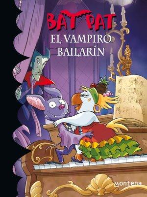 cover image of El vampiro bailarín