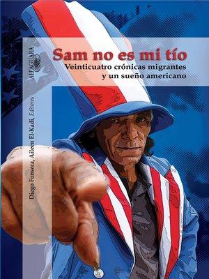 cover image of Sam no es mi tío