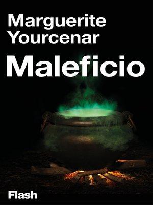 cover image of Maleficio (Flash Relatos)