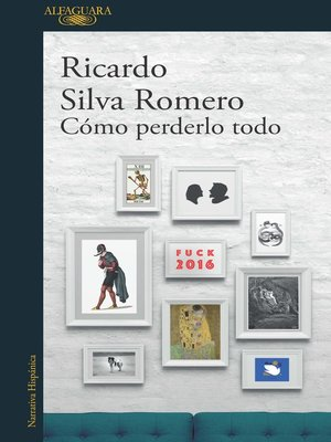 cover image of Cómo perderlo todo