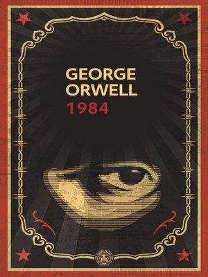 cover image of 1984 (edición definitiva avalada por the Orwell Estate)