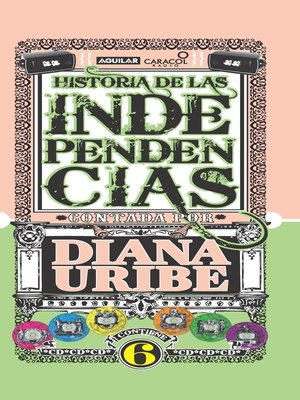 cover image of Historia de las independencias