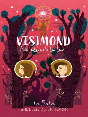 cover image of Más allá de los sueños (Vistmond 2)