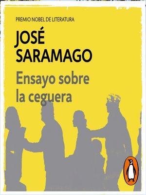 cover image of Ensayo sobre la ceguera