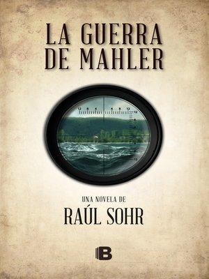 cover image of La guerra de Mahler
