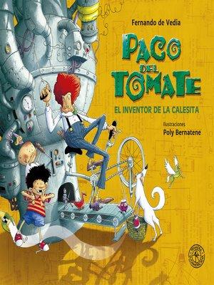 cover image of Paco del Tomate. El inventor de la calesita