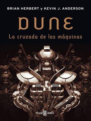 cover image of La cruzada de las máquinas