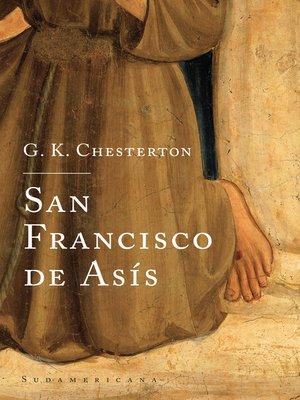 cover image of San Francisco de Asís