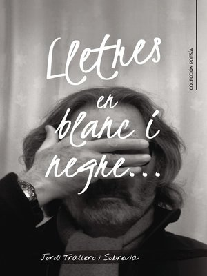 cover image of Lletres en blanc i negre...