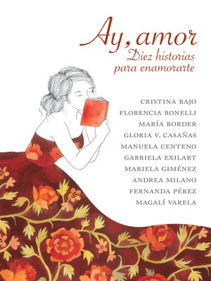 cover image of Ay, amor