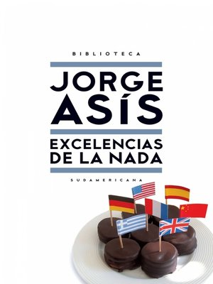 cover image of Excelencias de la nada
