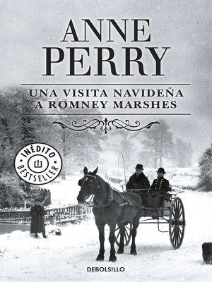 cover image of Una visita navideña a Romney Marshes (Historias navideñas)