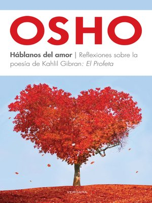 cover image of Háblanos del amor