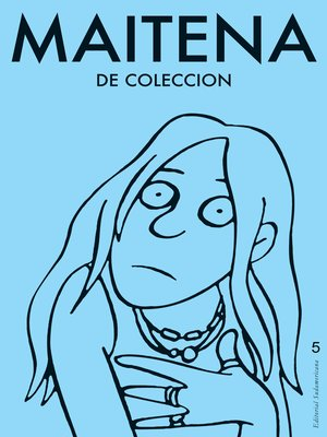 cover image of Maitena de coleccion 5
