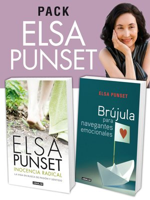cover image of Pack Elsa Punset (2 ebooks)