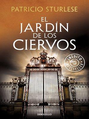 cover image of El jardín de los ciervos