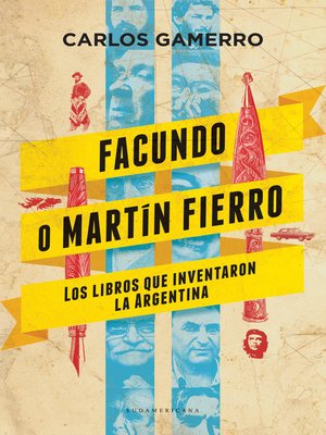 cover image of Facundo o Martín Fierro