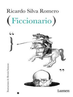 cover image of Ficcionario