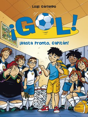 cover image of ¡Hasta pronto, capitán!