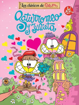 cover image of Gaturromeo y Julieta