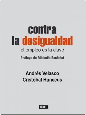 cover image of Contra la desigualdad