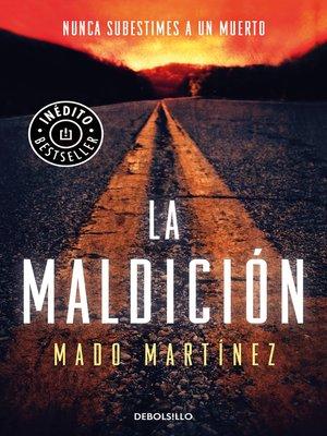 cover image of La maldición