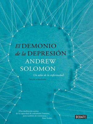 cover image of El demonio de la depresión